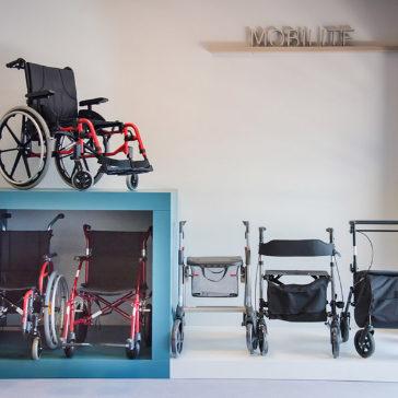 boutique fauteuil roulant