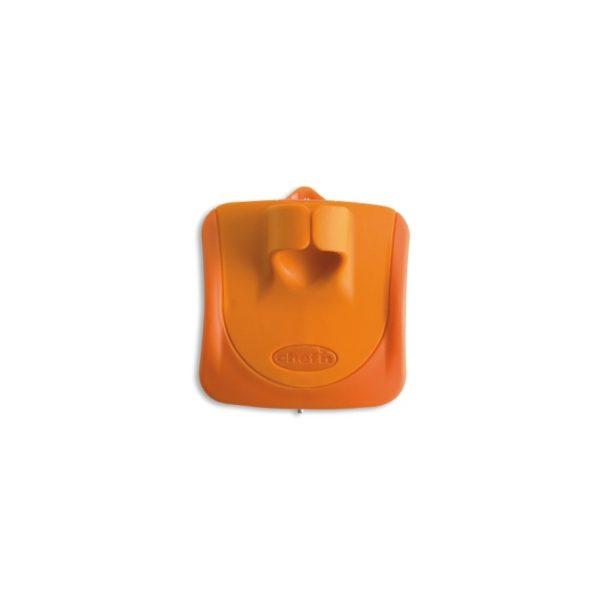 économe de paume orange