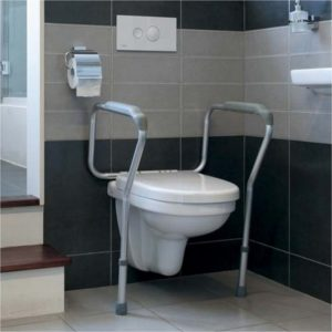 Cadre de toilette Liddy