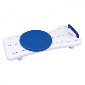 Planche de bain Vera avec disque de transfert