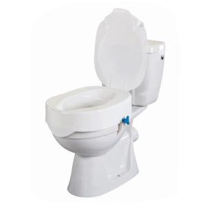 Rehausseur WC Rehotec avec couvercle