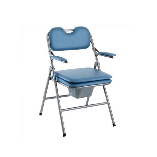 chaise percee omega pliante