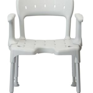 Chaise de douche swift grise