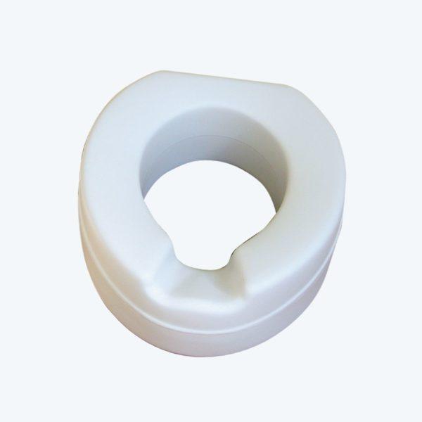 Rehausse WC sans couvercle Contact +