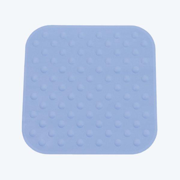 Tapis de douche carré antidérapant
