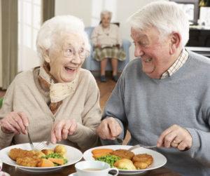 Prévention de la dénutrition des personnes âgées